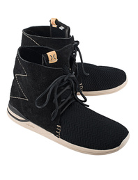Visvim High Huron Moc Black