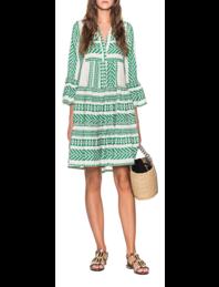 DEVOTION Ethno Dress Green