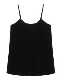 JADICTED Silk Top Black