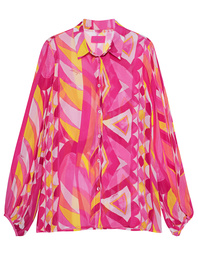 JADICTED Pattern Pink Multicolor