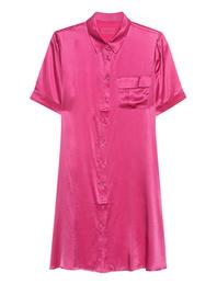 JADICTED Short Sleeve Shine Pink