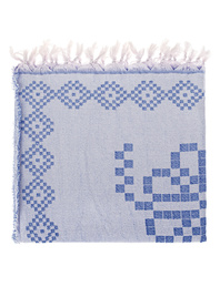 DEVOTION Beach Towel Blue