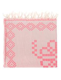 DEVOTION Beach Towel Pink