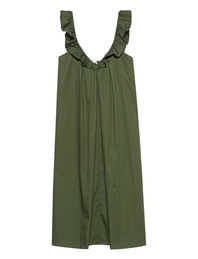 DEVOTION Ruffle Olive