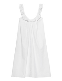 DEVOTION Ruffle White