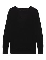 JADICTED Cashmere Oversize Black