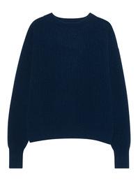 JADICTED Cashmere Oversize Blue