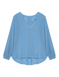 JADICTED V-Neck Light Blue