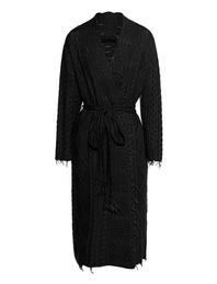 JADICTED Long Cashmere Black