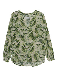 JADICTED Palm Silk Green