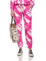 JADICTED Tie Dye Comfy Pink