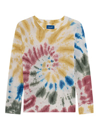 JADICTED Tie Dye Blue