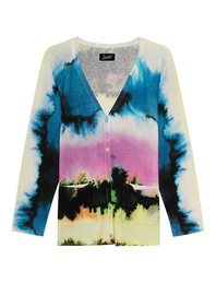 JADICTED Tie Dye Cashmere Multicolor