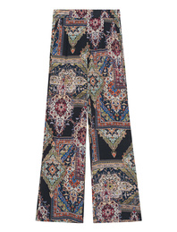 JADICTED Wide Leg Oriental Multicolor