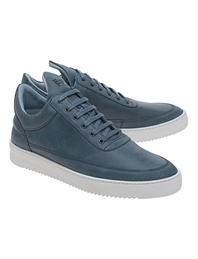 Filling Pieces Low Top Fundament Navy