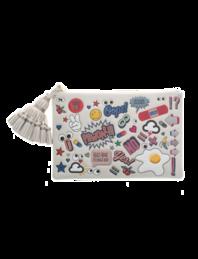 ANYA HINDMARCH Georgiana All Over Stickers