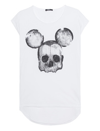 TIGHA Mouse Skull White