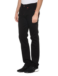 TRUE RELIGION Ricky 34 Straight Black