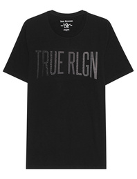 TRUE RELIGION Tees Black
