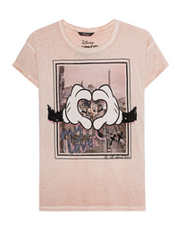 PRINCESS GOES HOLLYWOOD Minnie Mouse Heart Rose