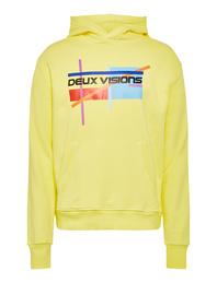Deux Visions Paris Graphic Yellow