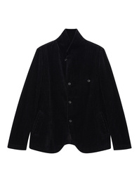 HANNES ROETHER Cord Chic Black