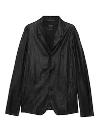 HANNES ROETHER Leather Black