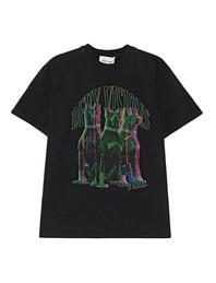 Deux Visions Paris Dobermann Shirt Black