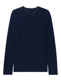 HANNES ROETHER Pranke Knit Blue