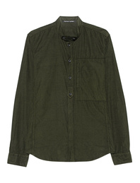 HANNES ROETHER Cord Cay Cayak Dark Green