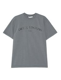 Deux Visions Paris Logo Grey