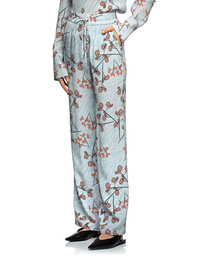 SLY 010 Flowers Loose Lightblue