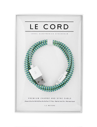 LE CORD Thumpster Green