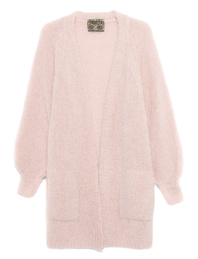 CAMOUFLAGE COUTURE STORK Chunky Knit Rose