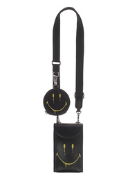 STEFFEN SCHRAUT Capsule Collection Smiley London Handy Smiley Smudge Black