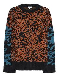 LALA BERLIN Koen Animal Multicolor