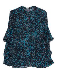 LALA BERLIN Blythe Crincle Multicolor