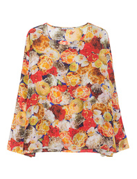 ACNE STUDIOS Brenna Flower Multi