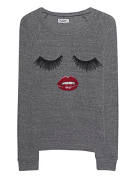 LAUREN MOSHI Aggie Eyes Heather Grey