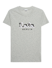 LALA BERLIN Cara Embroidery White
