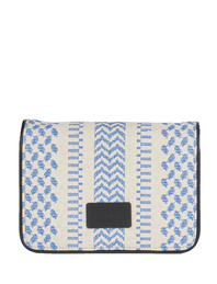 LALA BERLIN Eline X-Stitch Blue