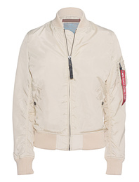 ALPHA INDUSTRIES INC Bomber Caramel