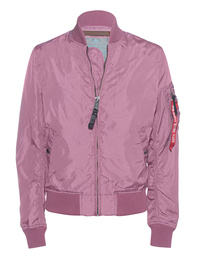 ALPHA INDUSTRIES INC Bomber Dusty Pink