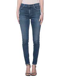 CITIZENS OF HUMANITY Rocket Skinny Blue