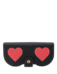 IPHORIA Hearts Black