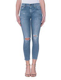CITIZENS OF HUMANITY Rocket Skinny DIstressed Fizzle