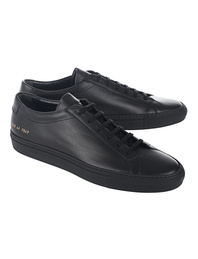 Common Projects Original Achilles Low Black