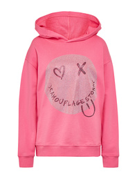 CAMOUFLAGE COUTURE Smiley pink