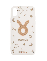 IPHORIA Case iPhone X Taurus White