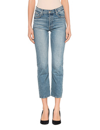 MOTHER The Tomcat Ankle Jean Blue